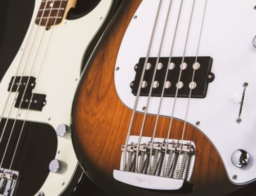 Choosing the Right Bass Guitar to Learn On