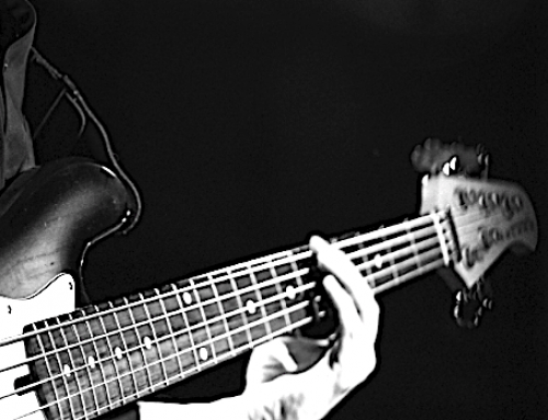 Scale Work – A Program For Getting Around Your Bass With Confidence