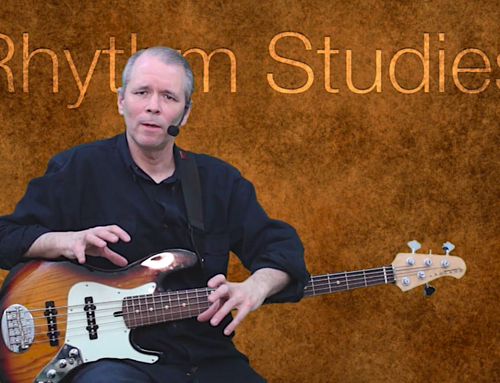 Rhythm Studies Lesson Clip 7